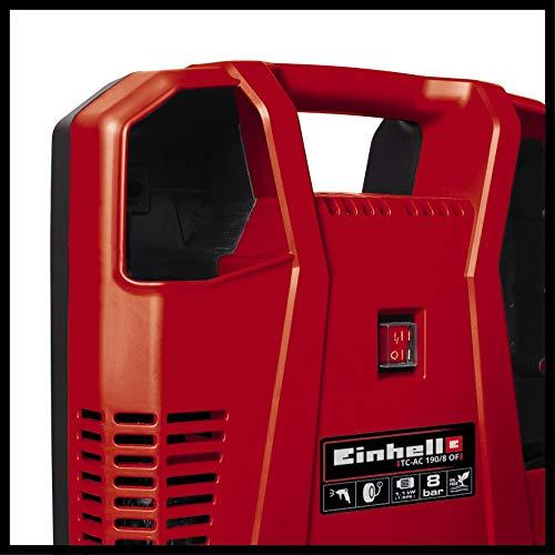 Einhell Kompressor TH-AC 190 Kit - 5