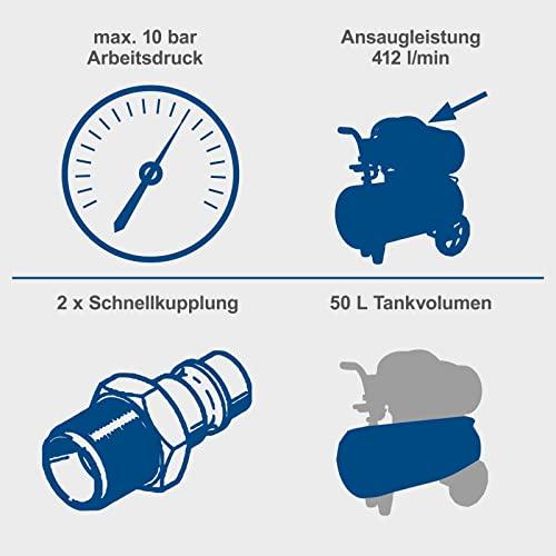 Scheppach Kompressor HC53DC - 6