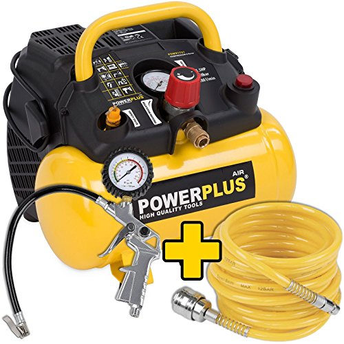 Powerplus Kompressor POWX1721