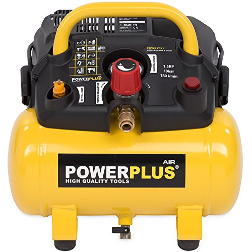 Powerplus Kompressor POWX1721 - 2