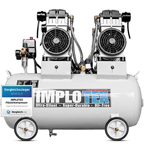 IMPLOTEX Flüsterkompressor 3000W 65dB