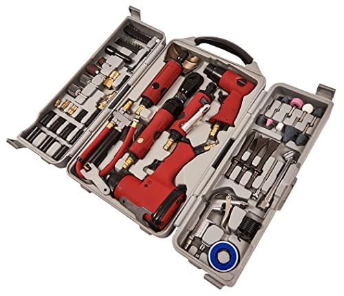 AmTech Druckluftwerkzeuge 77 Teile