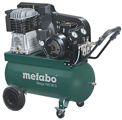 Metabo Mega 700-90 D Druckluftkompressor
