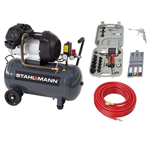 STAHLMANN 50L Kolbenkompressor