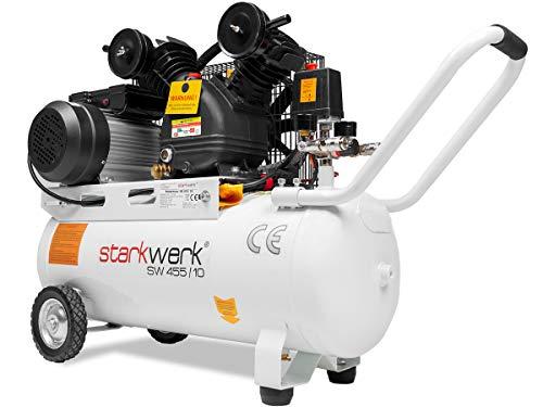 Starkwerk Druckluftkompressor 455/10/50 10 Bar