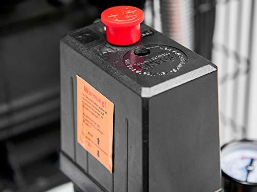 Starkwerk Druckluftkompressor 455/10/50 10 Bar - 4