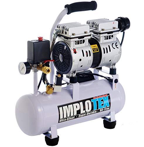 IMPLOTEX Flüsterkompressor 480W im Test