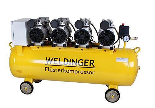 WELDINGER Flüsterkompressor FK 360