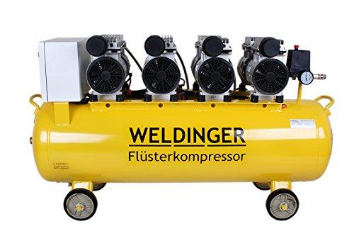 WELDINGER Flüsterkompressor FK 360 - 2