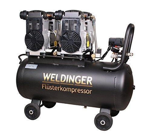 WELDINGER Flüsterkompressor FK 340 pro