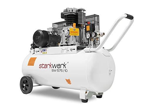 Starkwerk Druckluft Kompressor SW 575/10 | 100L | 400 Volt