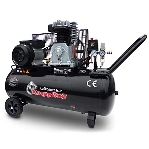 KnappWulf KW3100 - 100L - 250L/min - 10bar