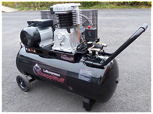 KnappWulf KW3100 – 100L – 250L/min – 10bar - 3