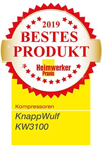 KnappWulf KW3100 – 100L – 250L/min – 10bar - 7
