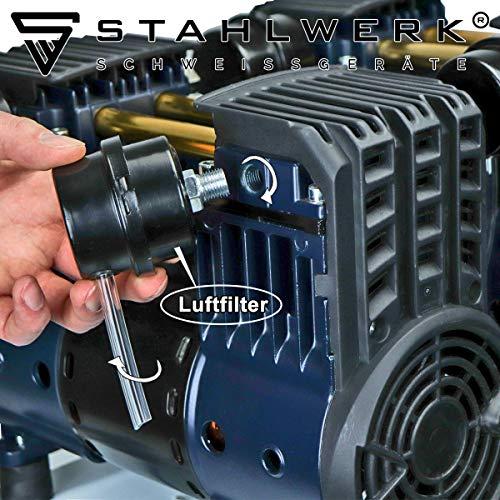 stahlwerk-druckluft-fluesterkompressor-st-708-pro-70-l-kessel-8-bar-oelfrei-360-l-min-sehr-leise-sehr-kompakt-weiss-7-jahre-garantie-3