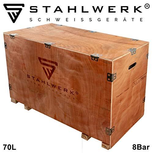 stahlwerk-druckluft-fluesterkompressor-st-708-pro-70-l-kessel-8-bar-oelfrei-360-l-min-sehr-leise-sehr-kompakt-weiss-7-jahre-garantie-4
