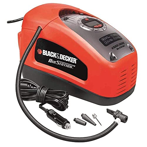 Black und Decker ASI300 Mini Kompressor