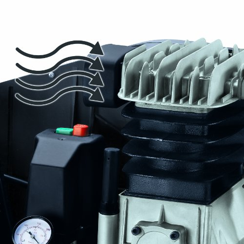 Einhell Kompressor TE-AC 480/100/10 D - 4