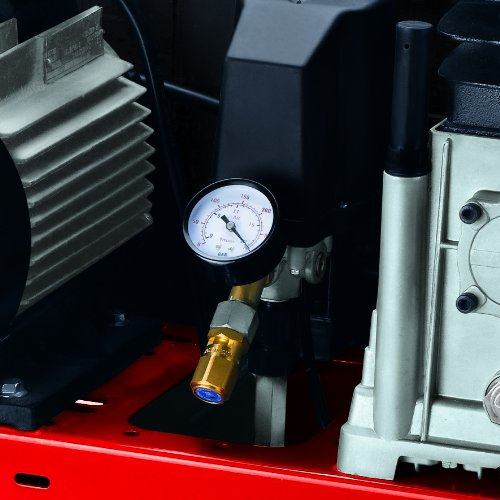 Einhell Kompressor TE-AC 480/100/10 D - 5