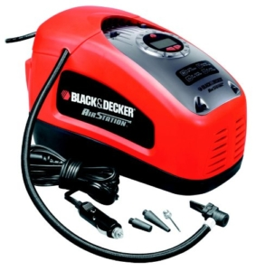 Black + Decker ASI300 Kompressor, 11 bar / 160 psi
