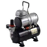 Agora-Tec® Airbrush Kompressor AT-AC-04 - 1