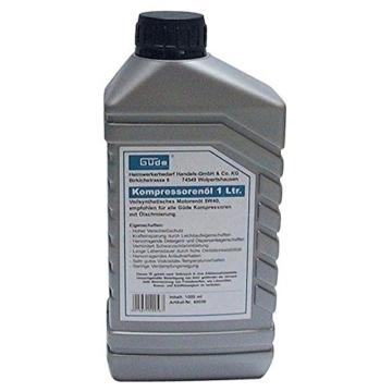 Güde Kompressoröl 1 Liter - 1