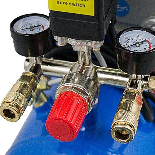 BITUXX kompressor test