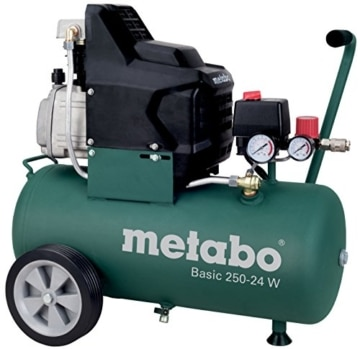 Metabo Kompressor Basic 250-24 W, 6.01533.00 -