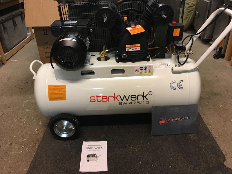 Starkwerk 475/10 100 Liter im Test