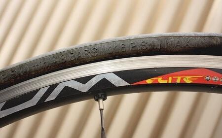 Fahrradreifen Bar Druck Kompressor