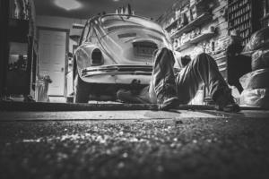 kompressor und auto