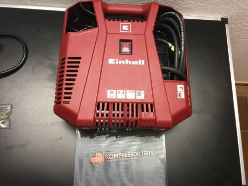Einhell Kompressor TH-AC 190 Kit (3)