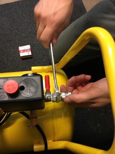 Weldinger-180fk-13-Druckluftkupplung