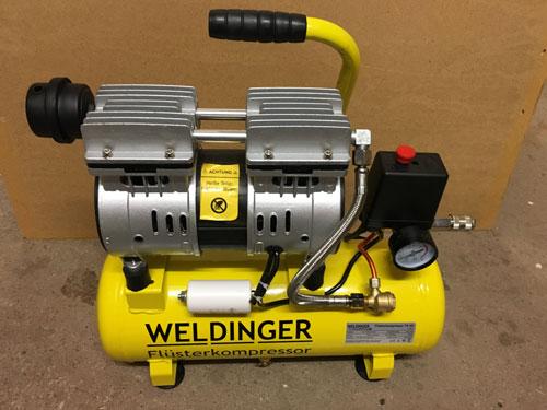 weldinger fk60 9 Liter