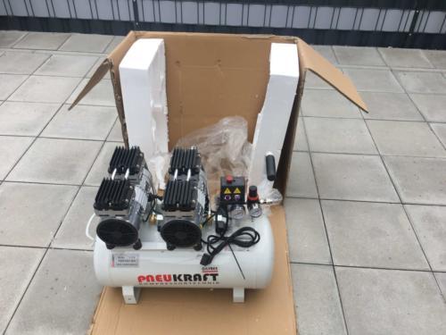 Pneukraft 50L Fluesterkompressor (1)