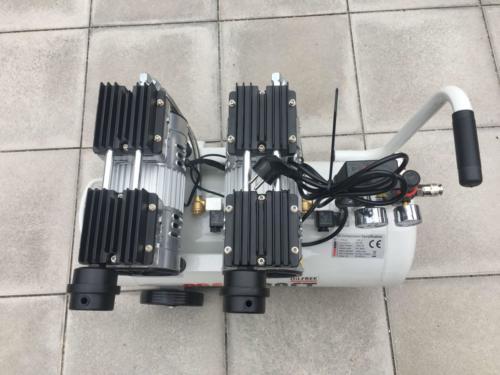 Pneukraft 50L Fluesterkompressor (13)