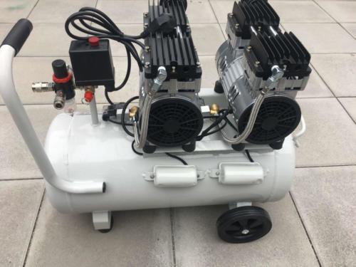 Pneukraft 50L Fluesterkompressor (17)