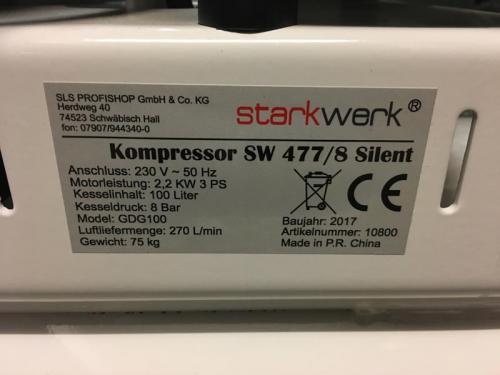 Starkwerk SW-477 8-4